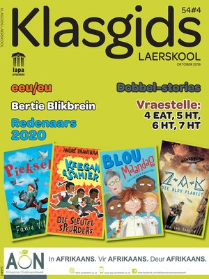 cover image of Klasgids Oktober 2019 Laerskool