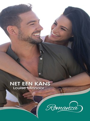 cover image of Net een kans