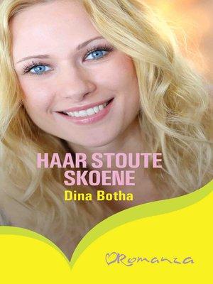 cover image of Haar stoute skoene