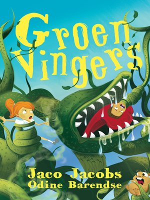 cover image of Groen vingers
