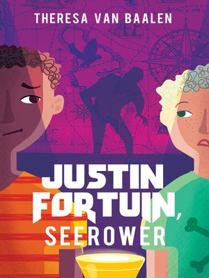 cover image of Justin Fortuin, Seerower