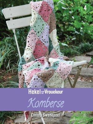 cover image of Hekel saam met Vrouekeur 4