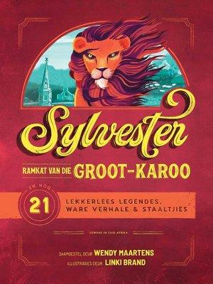cover image of Sylvester ramkat van die Groot-Karoo