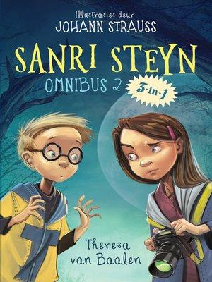 cover image of Sanri Steyn Omnibus 2