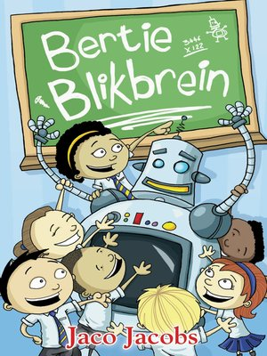 cover image of Bertie Blikbrein