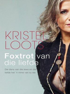 cover image of Foxtrot van die liefde