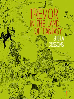 cover image of Trevor in the land of fantasy