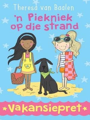 cover image of Vakansiepret 1: 'n Piekniek op die strand