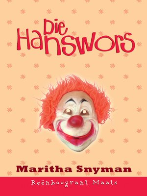cover image of Die hanswors