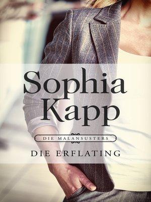 cover image of Die Erflating