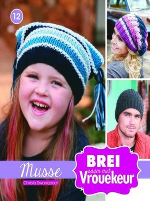 cover image of Brei saam met Vrouekeur 12