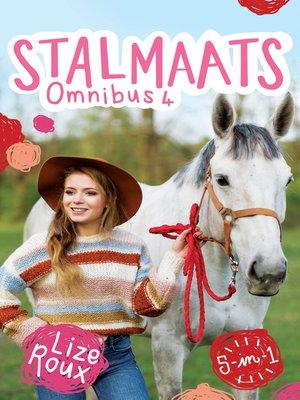 cover image of Stalmaats omnibus 4