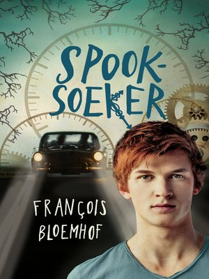 cover image of Spooksoeker
