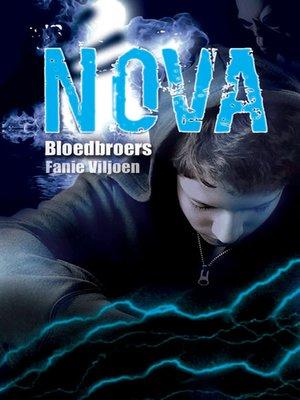 cover image of Bloedbroers