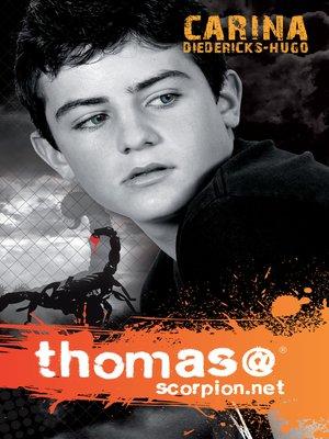 cover image of Thomas@scorpion.net