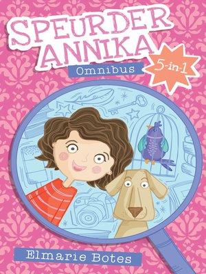 cover image of Speurder Annika omnibus 1