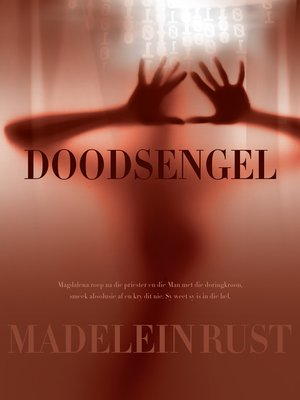 cover image of Doodsengel