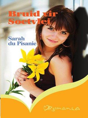 cover image of Bruid vir Soetvlei