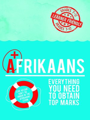 cover image of Afrikaans +