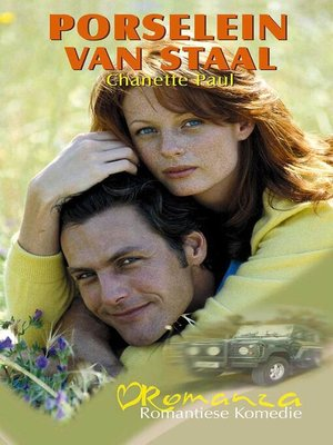 cover image of Porselein van staal