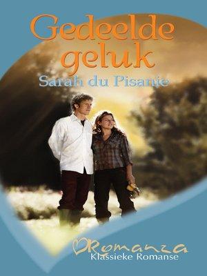 cover image of Gedeelde geluk
