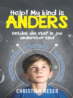 cover image of Help! My kind is anders