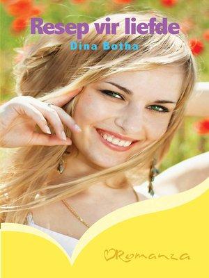 cover image of Resep vir liefde