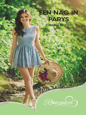 cover image of Een nag in Parys