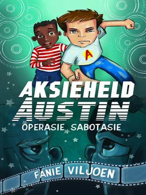 cover image of Aksieheld austin