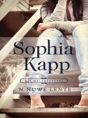 cover image of 'n Nuwe lente