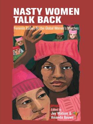cover image of Nasty Women Talk Back