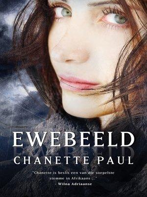 cover image of Ewebeeld