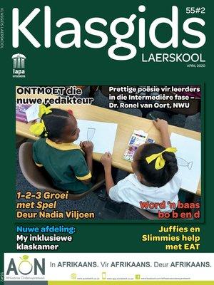 cover image of Klasgids April 2020 Laerskool