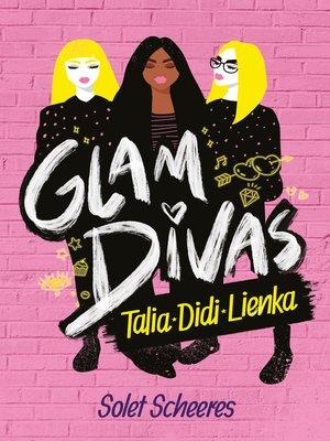 cover image of Glam-divas omnibus