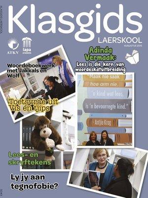 cover image of Klasgids Augustus 2015 Laerskool