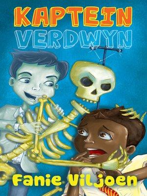 cover image of Kaptein Verdwyn