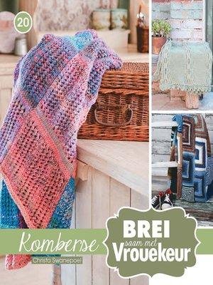 cover image of Brei saam met Vrouekeur 20