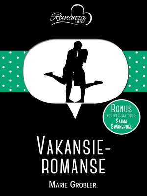 cover image of Vakansieromanse & Meng dit goed