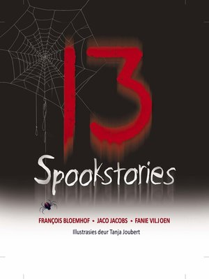 cover image of 13 Spookstories