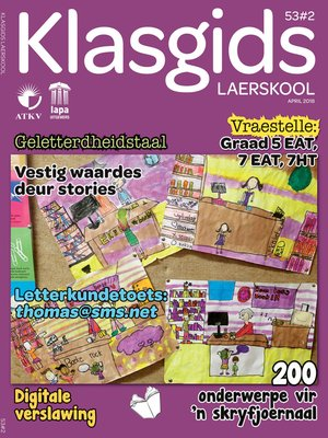 cover image of Klasgids April 2018 Laerskool