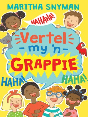 cover image of Vertel my ñ grappie