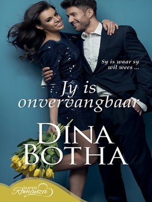 cover image of Jy is onvervangbaar
