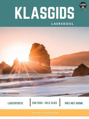 cover image of Klasgids Apr 2021 LS Goud EPDF