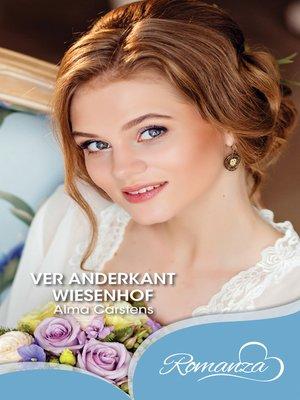 cover image of Ver anderkant Wiesenhof