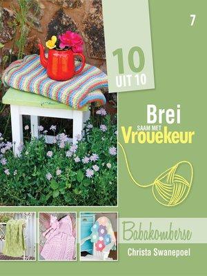 cover image of Brei saam met Vrouekeur 7