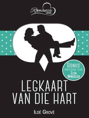 cover image of Legkaart van die hart & Sproete, 'n troue en 'n soul mate