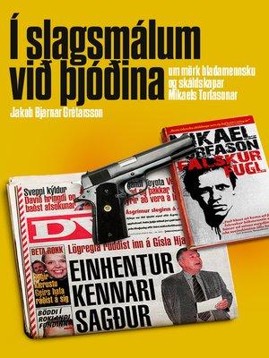 cover image of Í slagsmálum við þjóðina