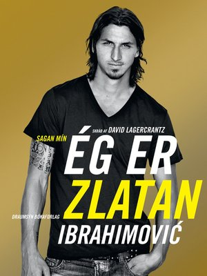 cover image of Ég er Zlatan