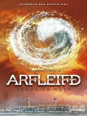 cover image of Arfleifð