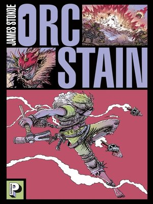 cover image of Orc Stain (Tome 1) --Orc Stain